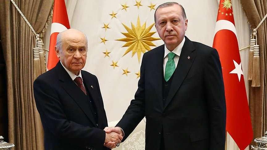 MHP-AKP ittifak görüşmelerinde tarih belli oldu