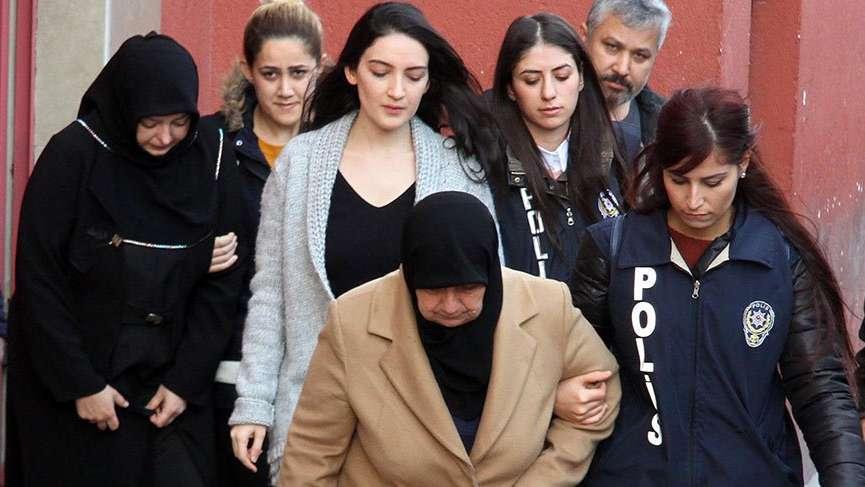 Boydak ailesinden 3 kişi, adli kontrol şartıyla serbest kaldı