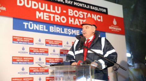 Ümraniye'ye ikinci metro hattı