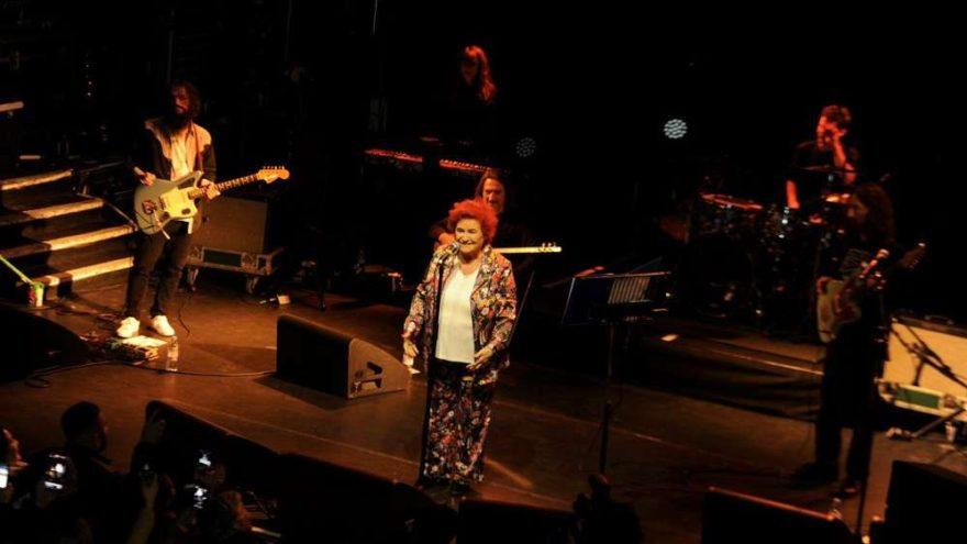 Selda Bağcan Londra'yı salladı
