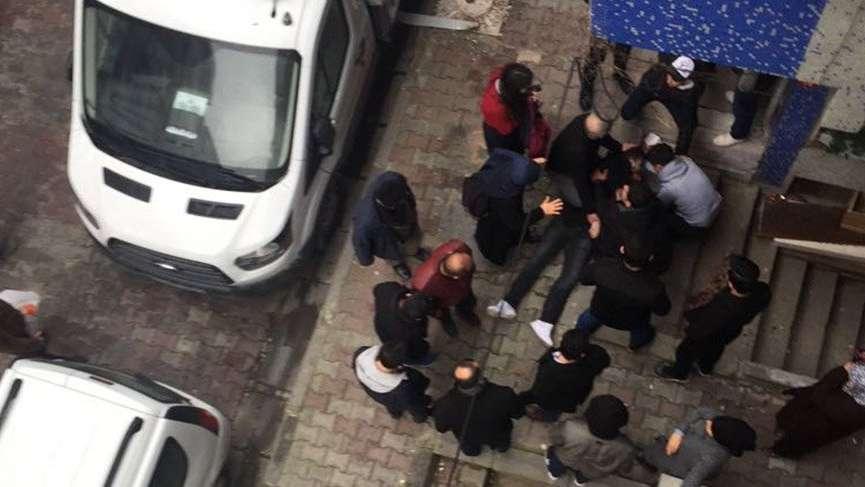 Son dakika haberi... İstanbul'da silahlı saldırı