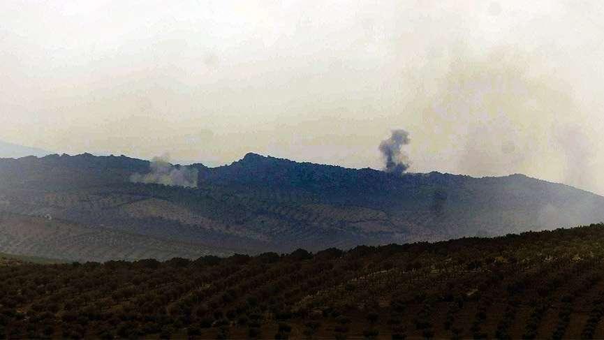 Afrin'den son dakika haberi: Kritik o köyler PKK'dan alındı!