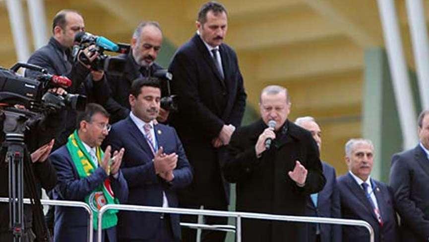 Cumhurbaşkanı Erdoğan'dan Salih Müslim'in yakalanması ile ilgili ilk açıklamalar