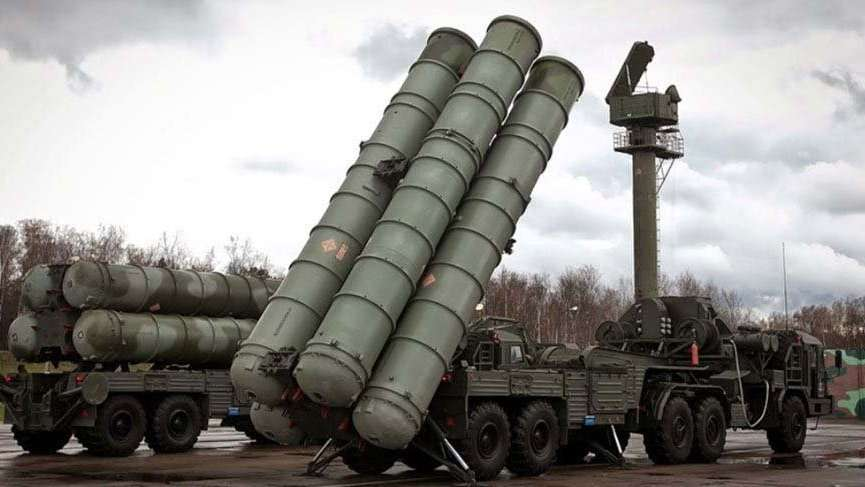 Rus kaynak S-400'ler için tarih verdi