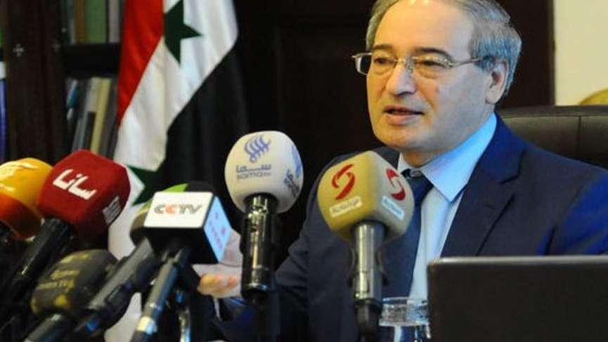 Suriye'den son dakika tehditkar açıklama: İsterse Türkiye uçağı olsun düşürülecek