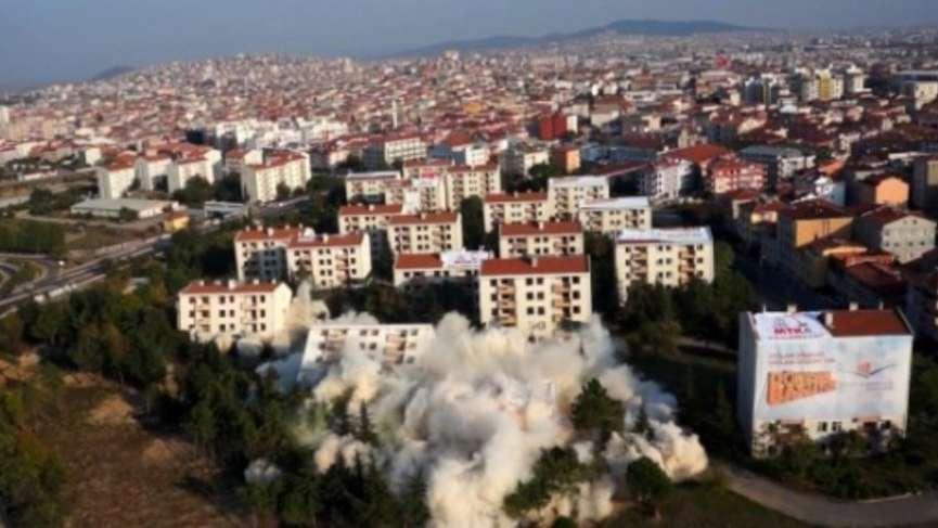 Erdoğan törenle yıktığı 20 dönümlük askeri alanın akıbeti belli oldu!