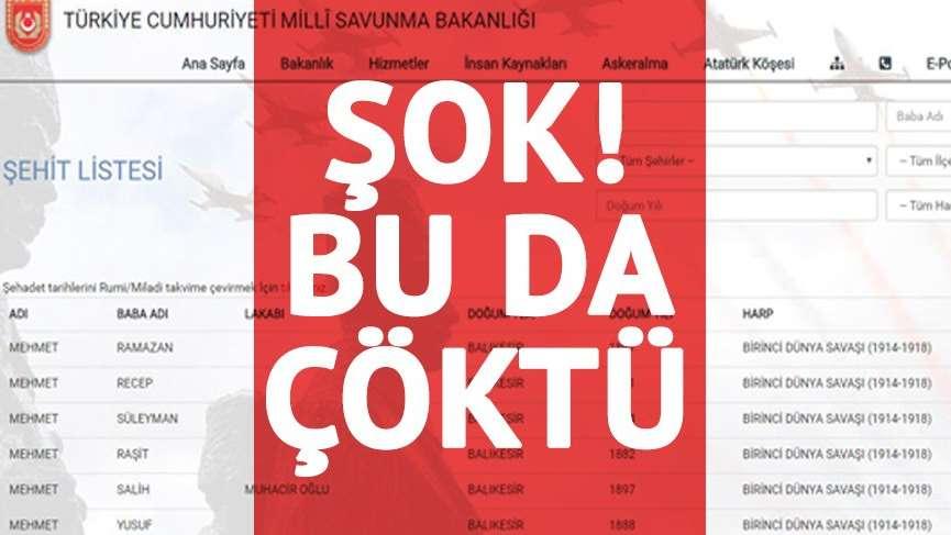 Türkiye şehitler listesinde akrabalarını arıyor! Ölen aile büyüklerinden hangileri şehit?