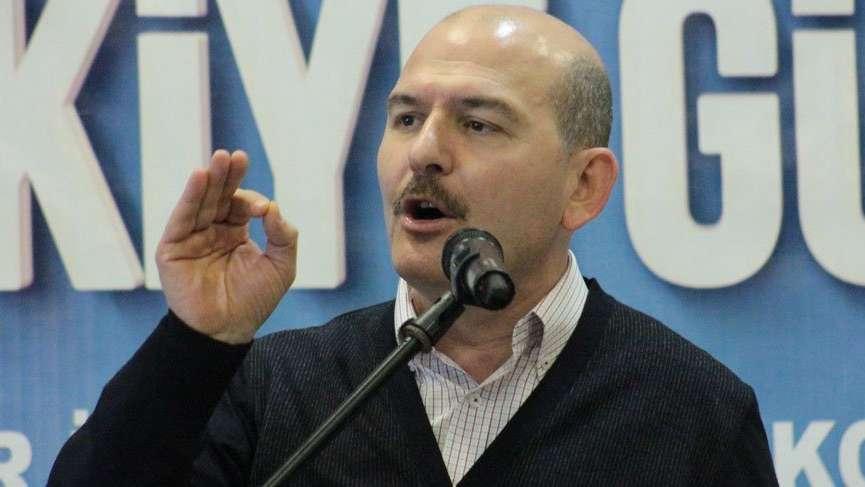 İçişleri Bakanı Süleyman Soylu'dan veda gibi açıklama! Helallik istedi