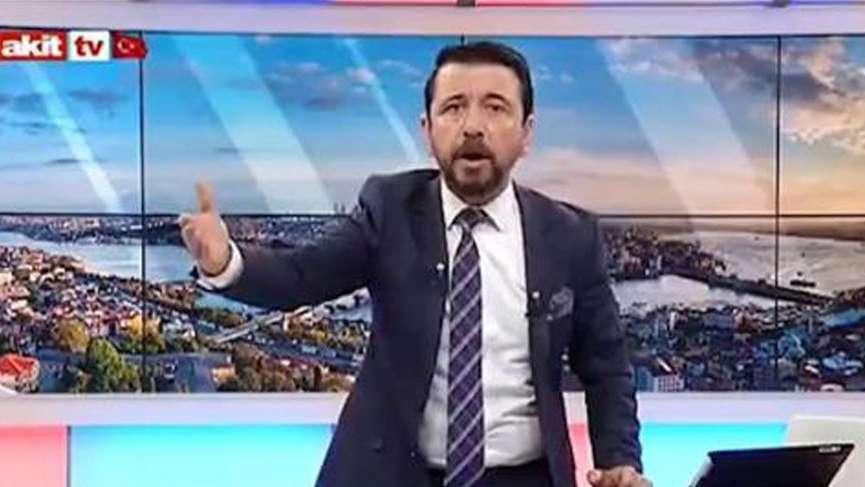 AKİT TV spikeri RTÜK'e şikayet edildi