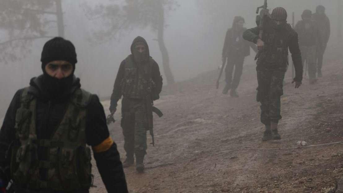 'Afrin'e giriyor' dediler ama... Dünyanın gözü bu haberde!