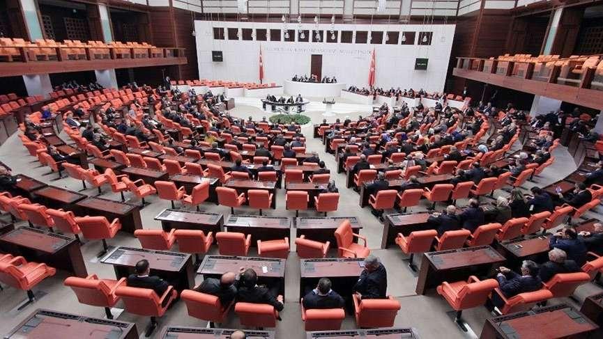 TBMM'den son dakika haberi.. Gerginlik çıktı CHP'liler Komisyonu terk etti