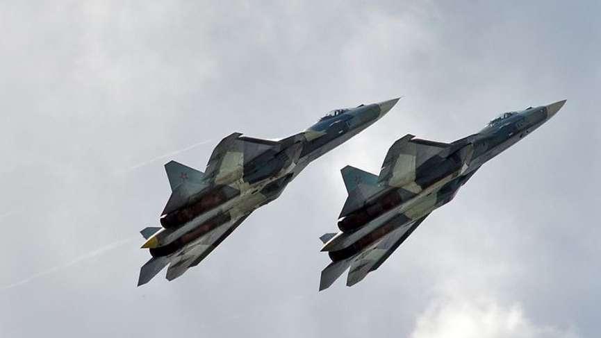 """Rusya'nın """"hayalet uçakları"""" Suriye'de"""