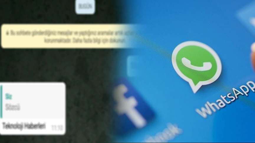 WhatsApp'da karşınızdaki haberiniz olmadan mesajı sildiyse... Bu şekilde anlamak mümkün!