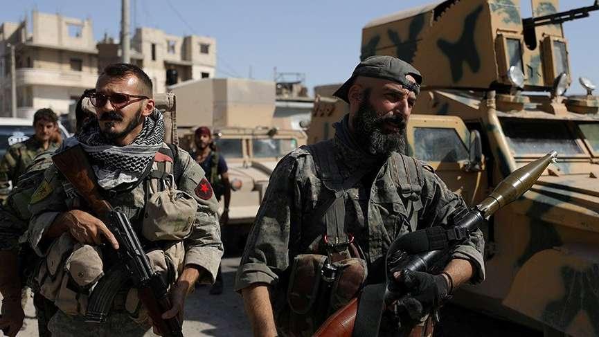 Afrin'le ilgili bir açıklama daha! Teröristlerden Esad'a çağrı...