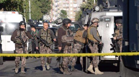 Diyarbakır'da operasyon öncesi sokağa çıkma yasağı