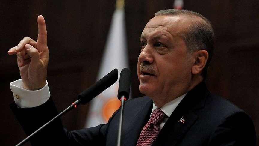 Cumhurbaşkanı Erdoğan: Afrin harekatı çok daha hızlı şekilde yürüyecek