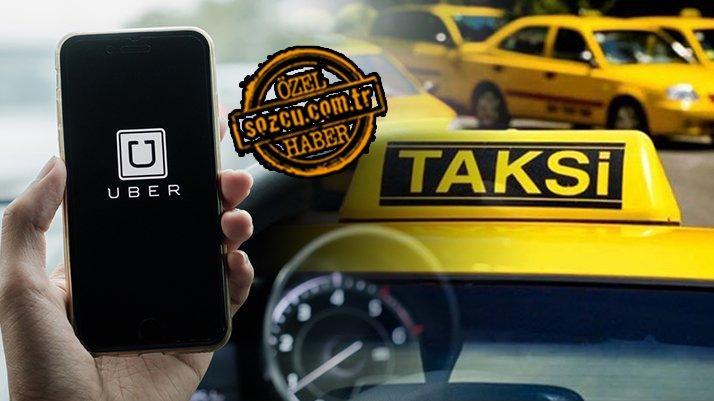 Uber şoförü dövüldü iddialarına taksicilerden yanıt
