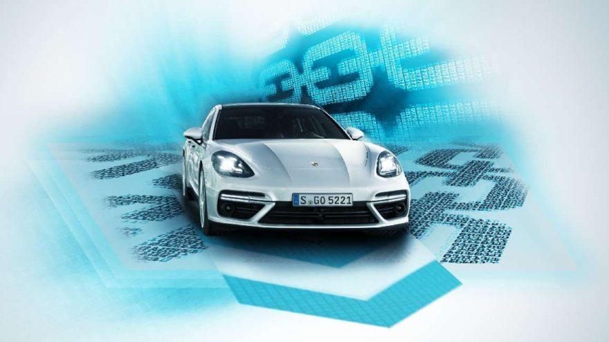 Porsche'den teknolojiye ayak uyduran devrim!
