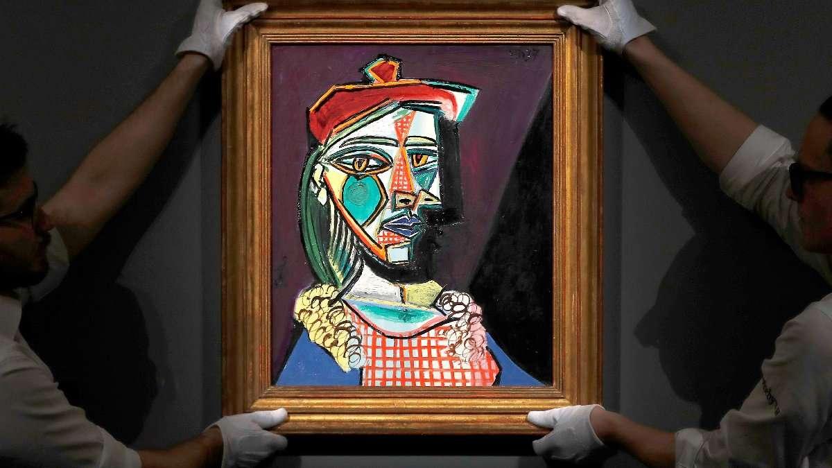 Picasso tablosuna rekor fiyat
