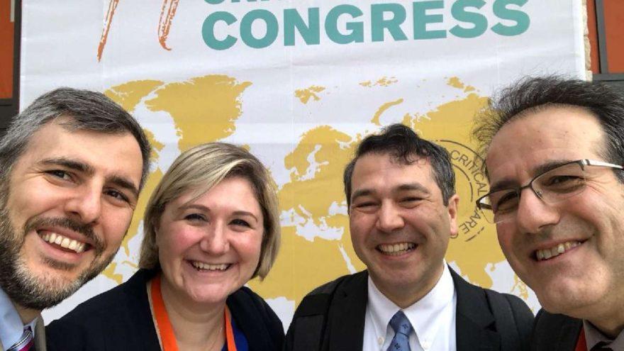 Uluslararası Yoğun Bakım Kongresi'nde Türk zirvesi