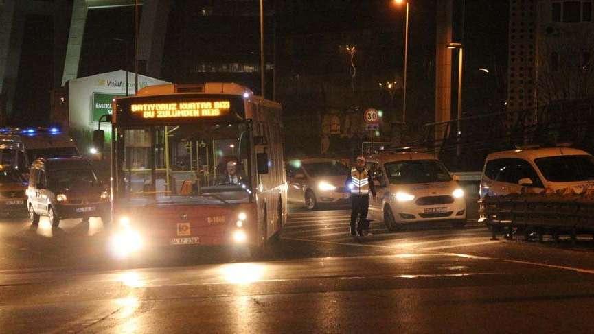 Özel Halk Otobüslerinin eylemine İETT'den ilk açıklama!