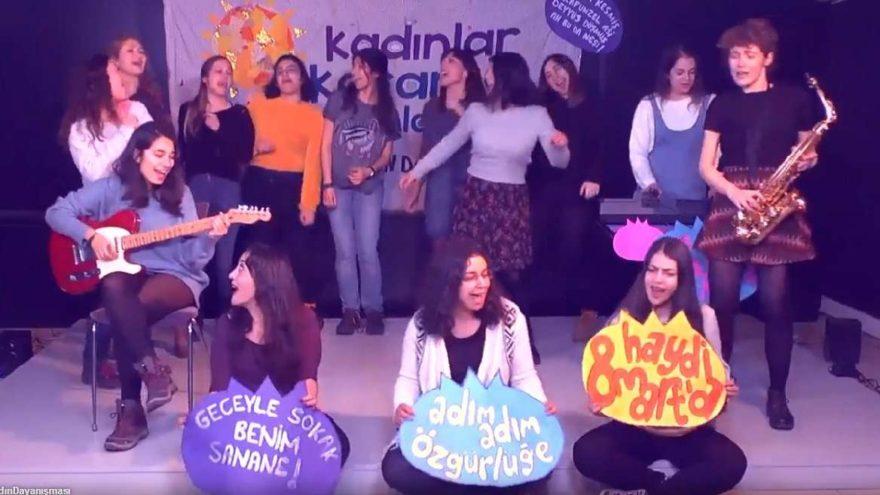 Nar Kadın Dayanışması'ndan 8 Mart çağrısı
