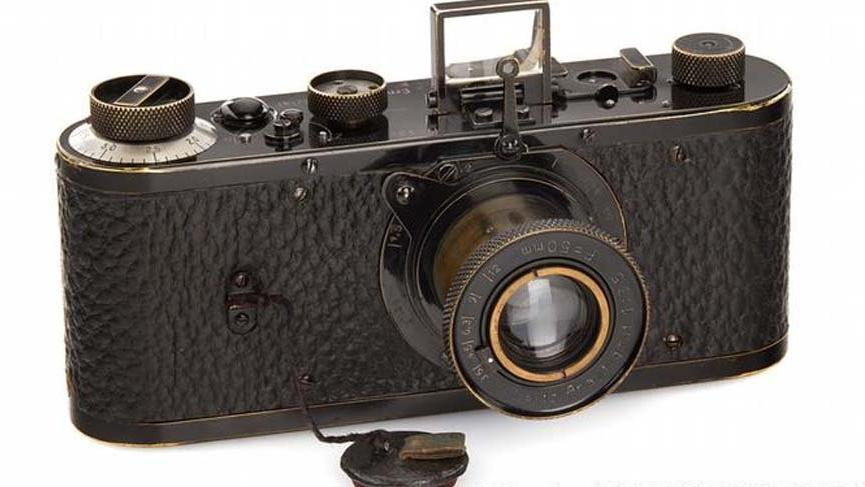 İşte Dünyanın en pahalı fotoğraf makinesi! 2.4 milyon euro