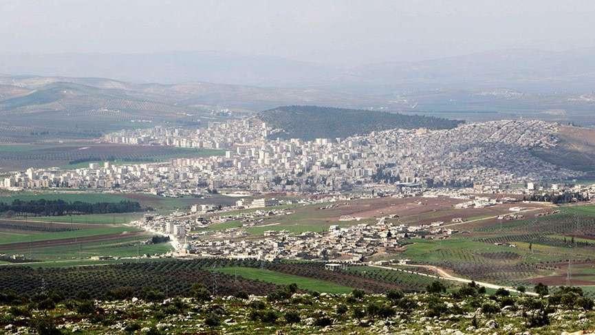 Afrin'in tapusu Türkiye'de çıktı