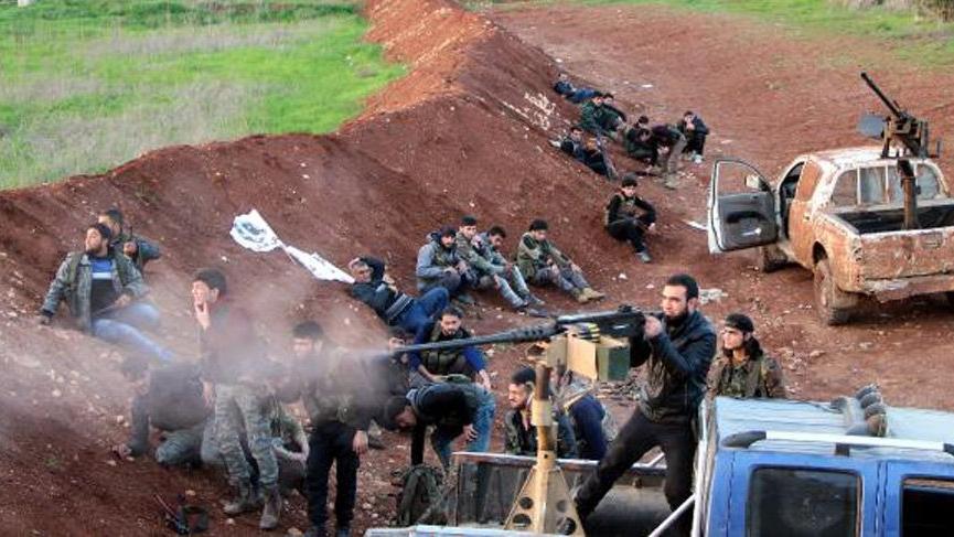 Afrin'de bir kritik nokta daha teröristlerden temizlendi