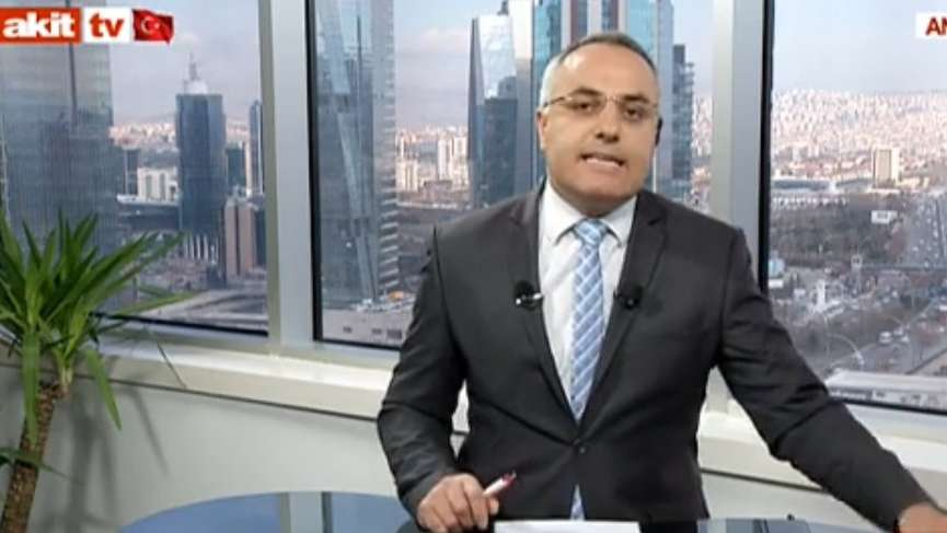 Akit TV haber müdüründen AKP'ye çok sert sözler