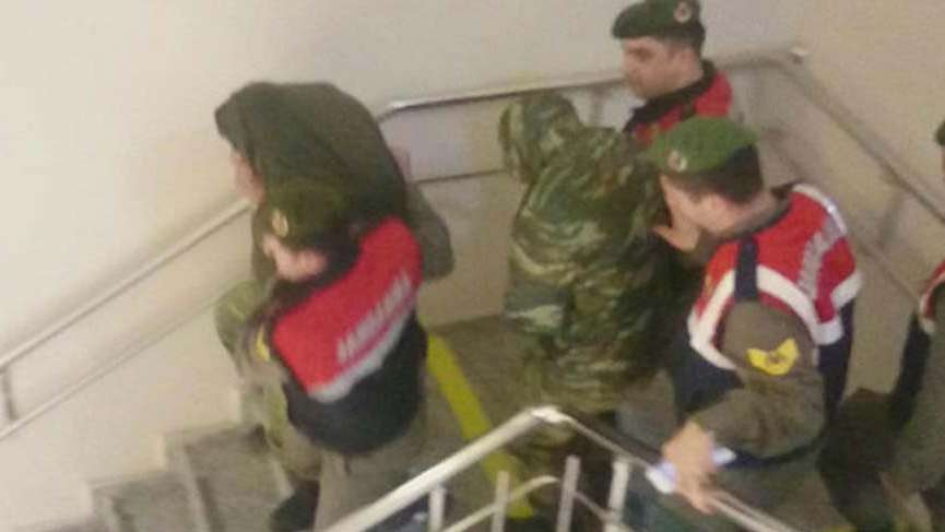 Son dakika haberi... Yunan askerlerin tahliyesi reddedildi