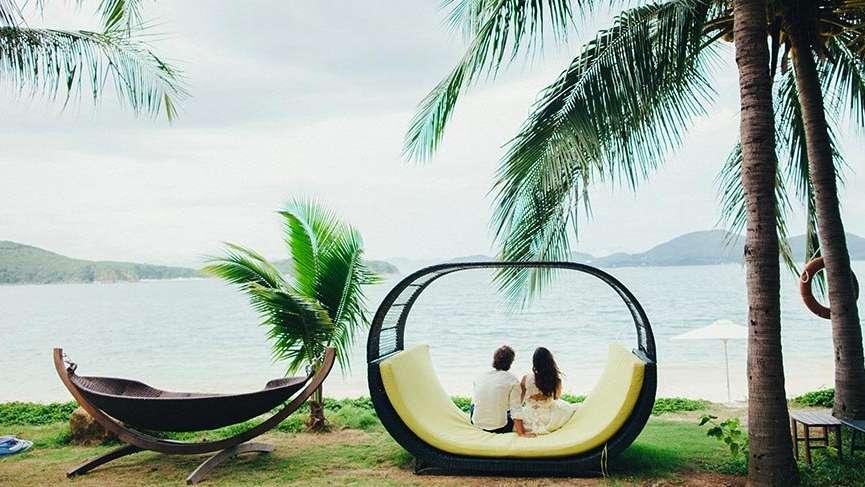 Balayı çiftlerinin hayallerini süsleyen oteller