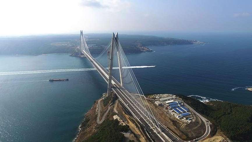 CHP'li Akar: Yavuz Sultan Selim Köprüsü'nün yıllık faturası 417 milyon TL