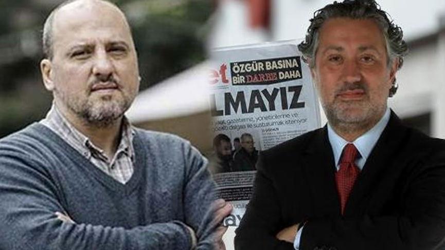 Ahmet Şık ve Murat Sabuncu'ya tahliye!