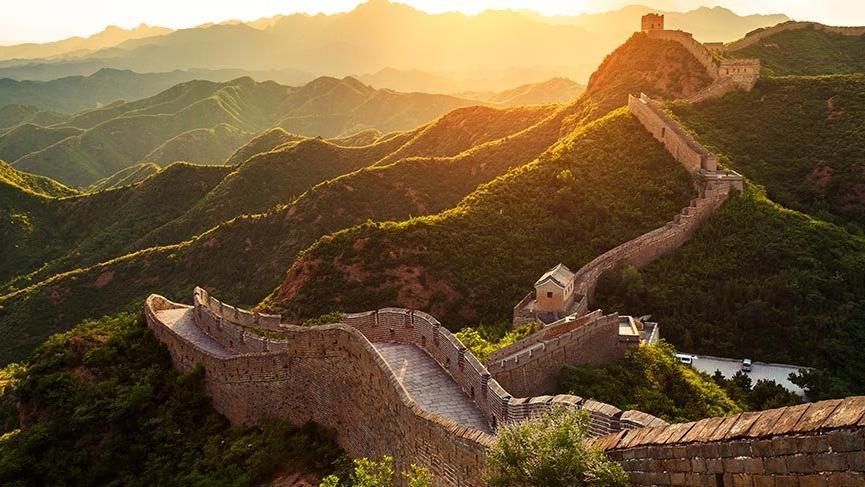 Akıl sınırlarını zorlayan bir yapı: Çin Seddi