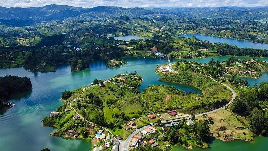 Ezber bozan bir Güney Amerika ülkesi: Kolombiya