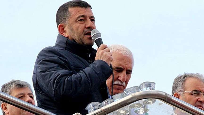 CHP'li Ağbaba'dan hükümete: 'Milliysen, yerliysen şeker fabrikalarına sahip çık!'
