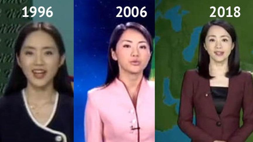 Bu kadın 22 yıldır aynı görünüyor