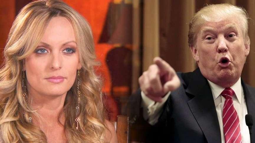 Porno yıldızından Trump'a dava! Takma isim şoku...