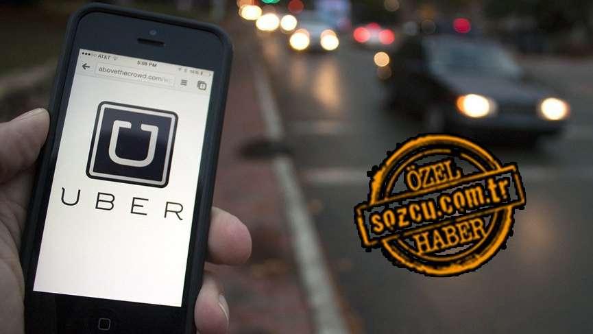 Darp edilen taksici hakkında Uber'den açıklama