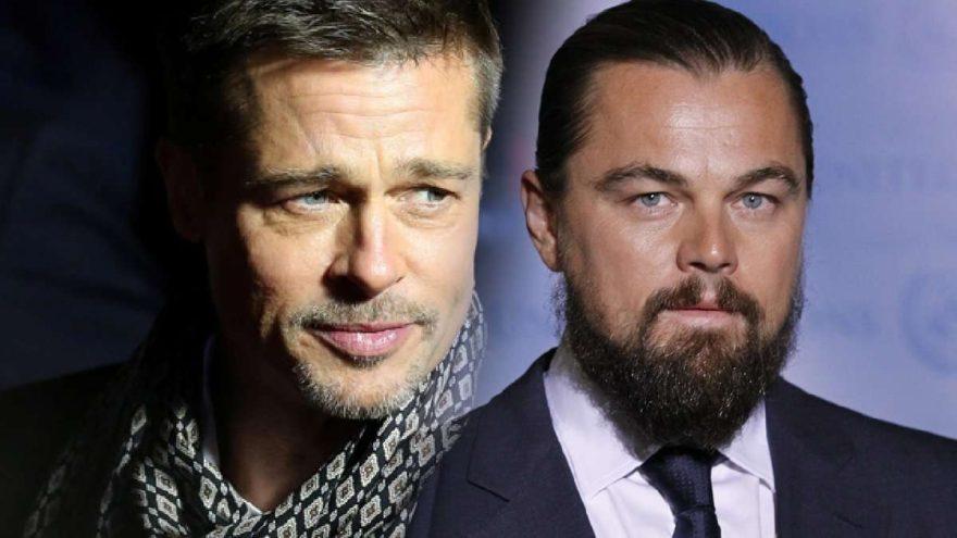 DiCaprio ve Brad Pitt, Tarantino'nun filminde buluşacak