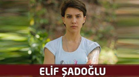 Elif Şadoğlu kimdir? Survivor Elif Şadoğlu kaç yaşında? Hangi takımda?
