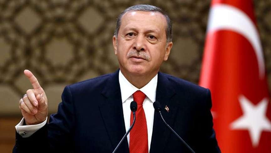 Erdoğan Fransa ve ABD'ye sert çıktı