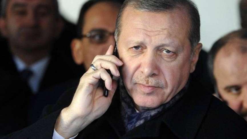 Erdoğan, İlham Aliyev ile görüştü