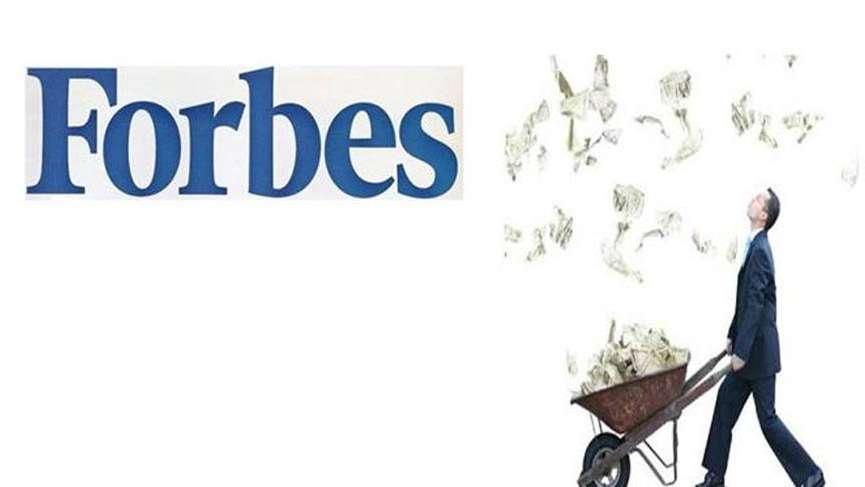 Forbes en zengin 100 listesini açıkladı