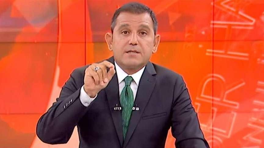 Sunucu Fatih Portakal, Bozkurt işareti yaptı