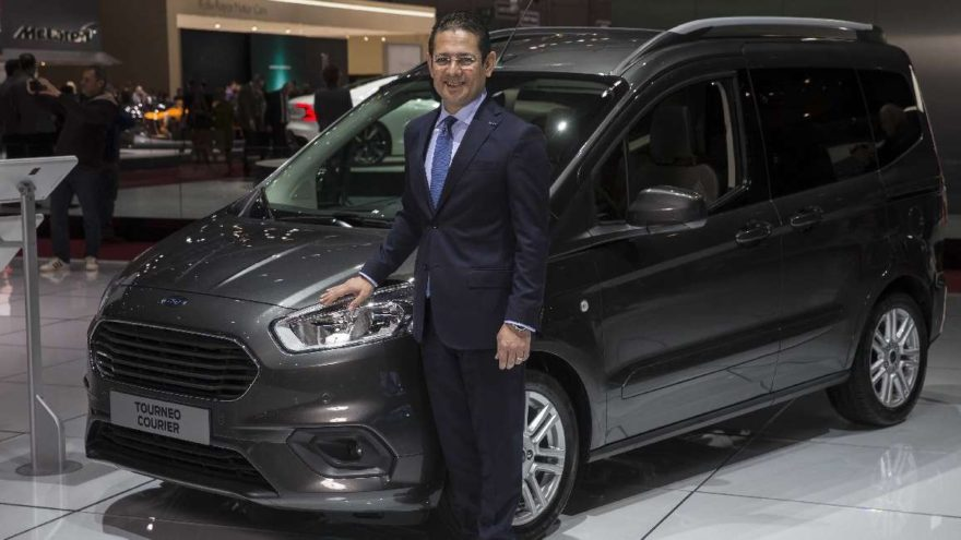 Ford Otosan Cenevre'de!