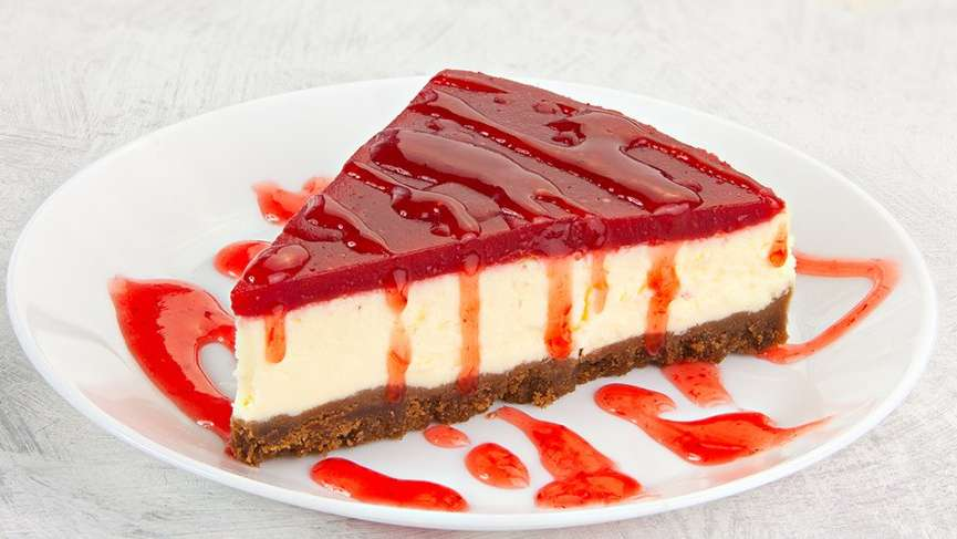 Cheesecake nasıl yapılır? İşte kolay limonulu ve frambuazlı cheesecake tarifi…