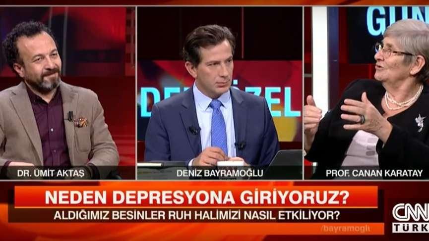 Prof. Dr. Canan Karatay'ın antidepresanlarla ilgili açıklamalarına ceza geldi