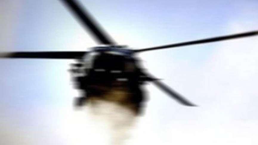 Rusya'da helikopter düştü: Çok sayıda ölü var